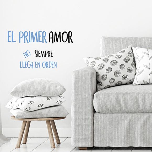 Vinilo Decorativo Primer Amor Ref 81865593 Leroy Merlin