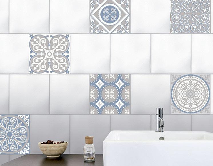 Vinilo decorativo azulejo gris ref 81865599 leroy merlin for Leroy merlin vinilos para azulejos