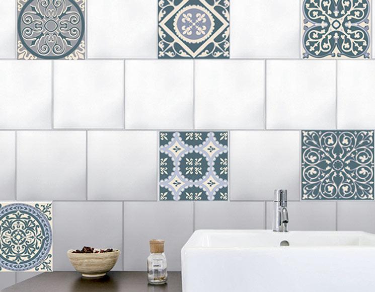 Azulejos imitacion piedra leroy merlin renovar paredes for Vinilos azulejos bano leroy merlin