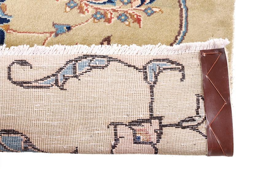 Alfombra oriental alfombra persa variada azul ref for Alfombra persa azul