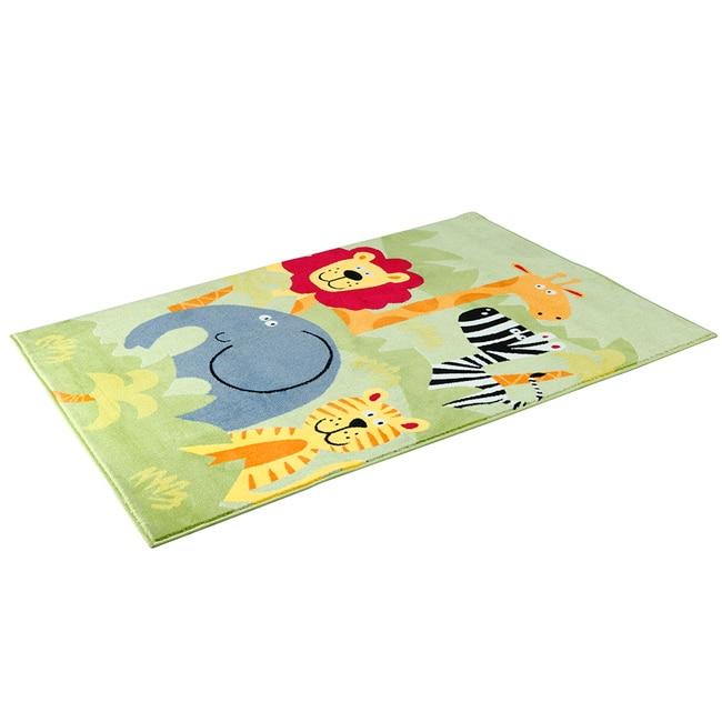 Alfombra alfombra bambino selva ref 16556253 leroy merlin - Alfombras ninos leroy merlin ...