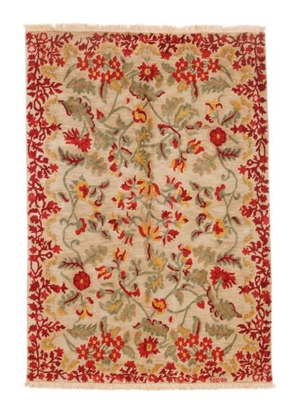 Alfombra oriental alfombra india coleccion shayan ref for Alfombras la oriental