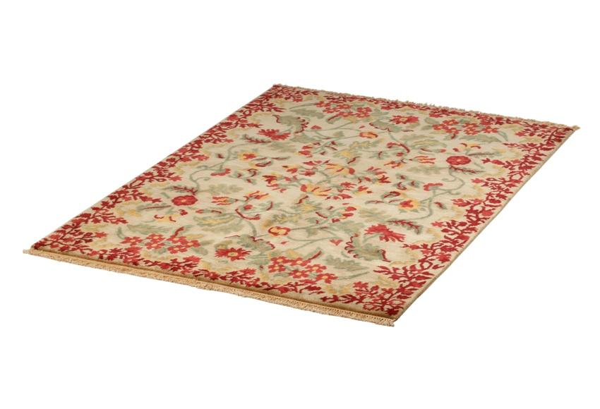 Alfombra oriental alfombra india coleccion shayan ref for Alfombras indias