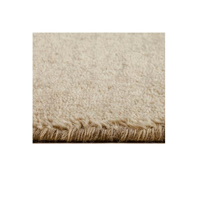 Alfombra alfombra lana lisa ref 13863941 leroy merlin - Alfombras dormitorio leroy merlin ...