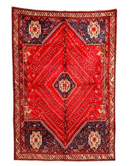 alfombra oriental alfombra persa shiraz ref 11529266