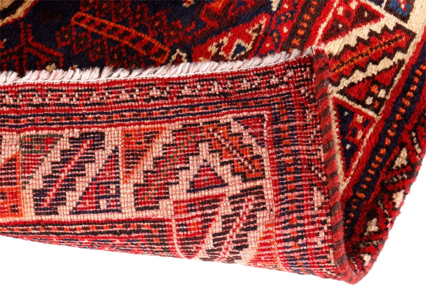 Alfombra oriental alfombra persa shiraz ref 11529266 for Alfombras persas madrid