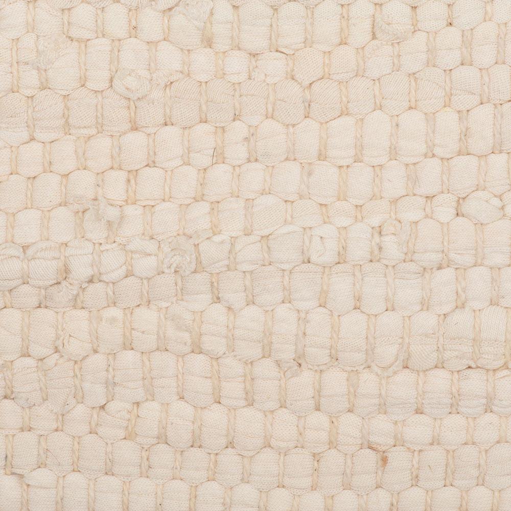 Alfombra de interior lisa alka jarapa algod n inspire ref for Alfombras de algodon indias