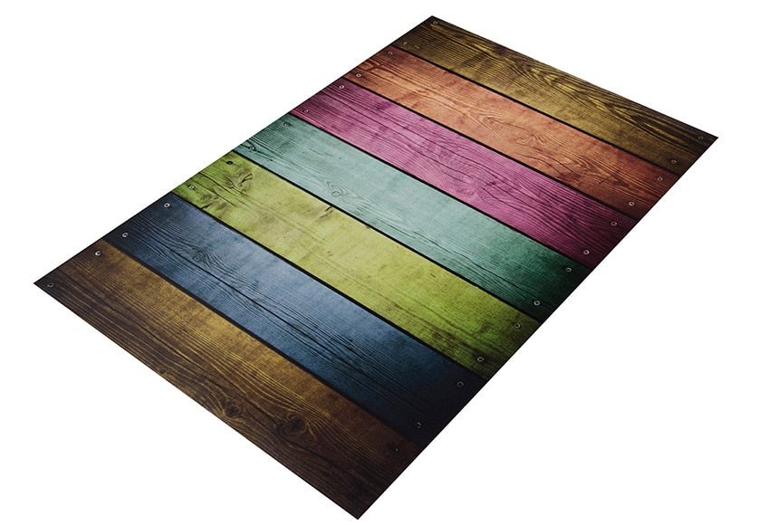 Alfombra vin lica alfombra cocina tablas de colores ref 17148285 leroy merlin - Alfombras cocina leroy merlin ...