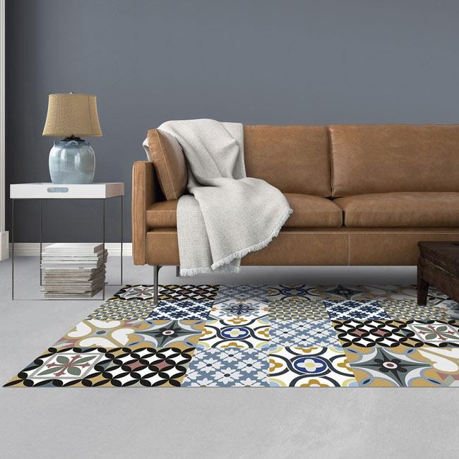 Mosaico vintage leroy merlin - Alfombras de vinilo leroy merlin ...