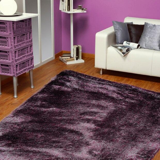 Shaggy diva ref shaggy diva alfombra de fabricada en - Alfombras pelo largo leroy merlin ...
