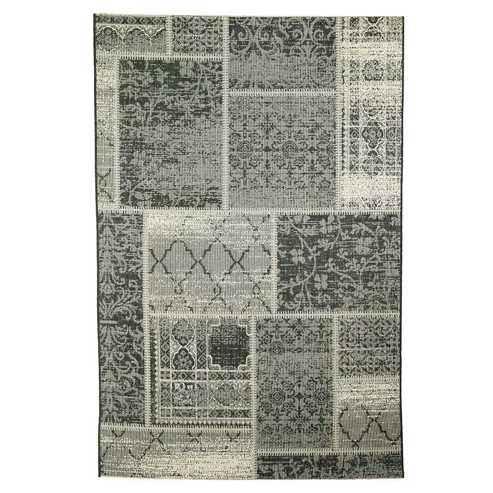 alfombra estampada vintage 4688 ref 16550576 leroy merlin. Black Bedroom Furniture Sets. Home Design Ideas