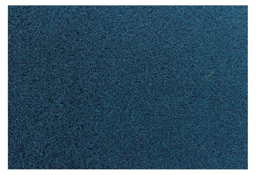 felpudo al corte delhi azul 1x1 m ref 15664726 leroy merlin