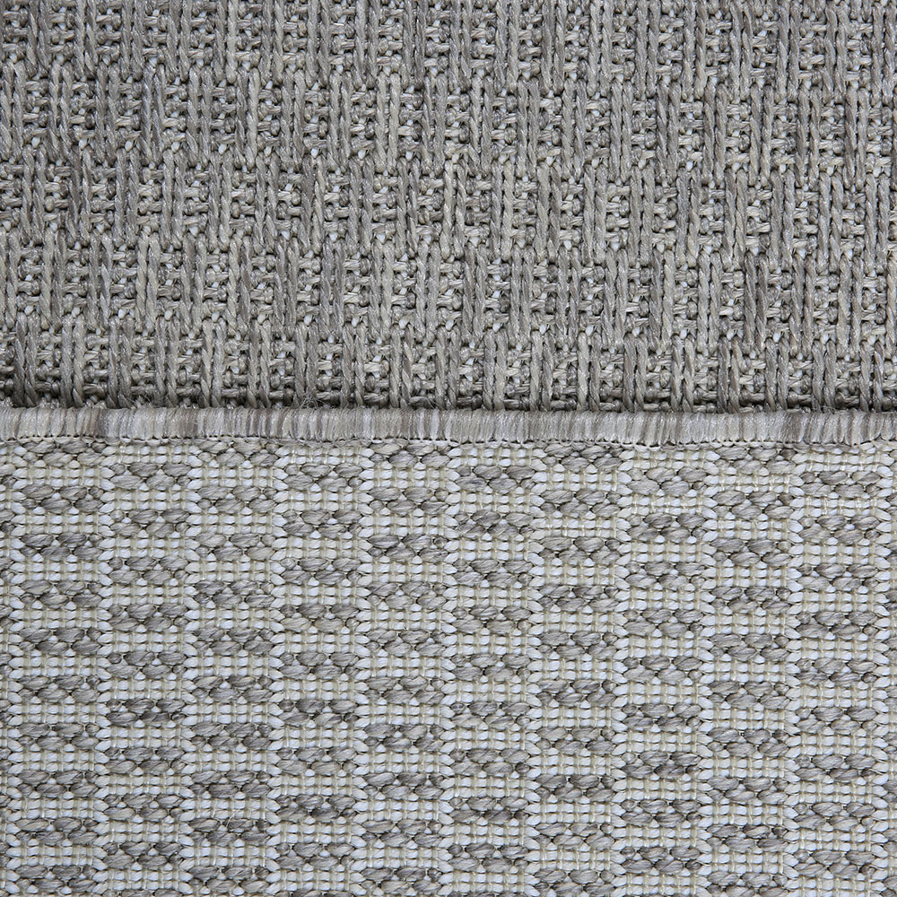 Alfombra lana natural lana yute gris ref 19488315 leroy for Alfombra yute gris