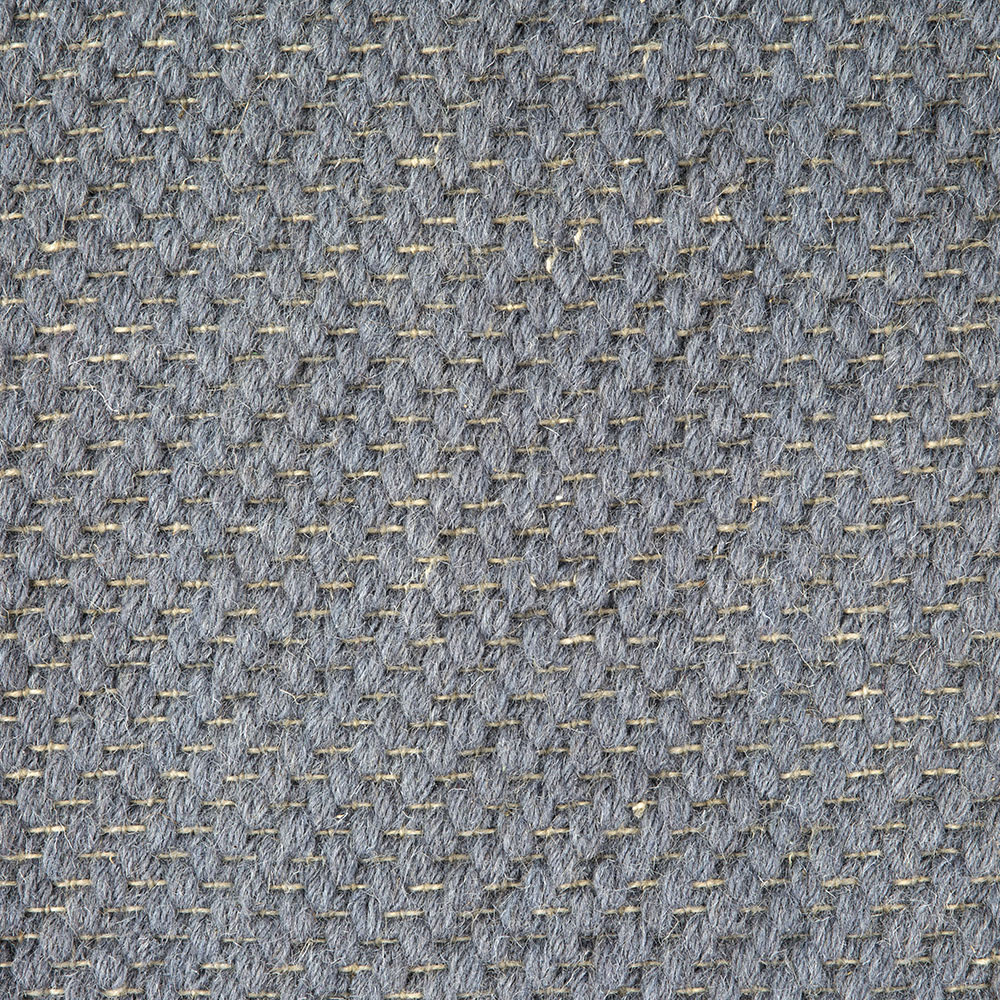 Alfombra lana natural lana yute gris ref 19490471 leroy for Alfombra yute gris
