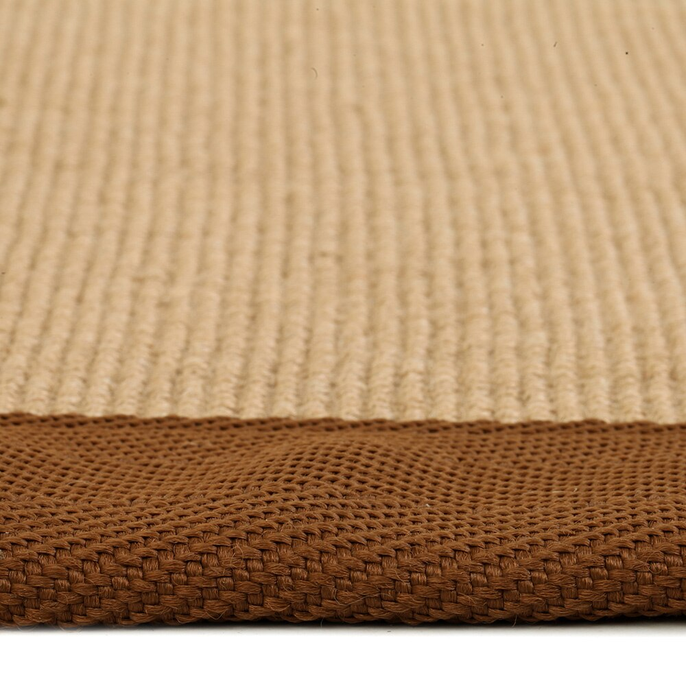 Alfombra yute natural surat greca fibra ref 16275210 - Alfombra fibra natural ...