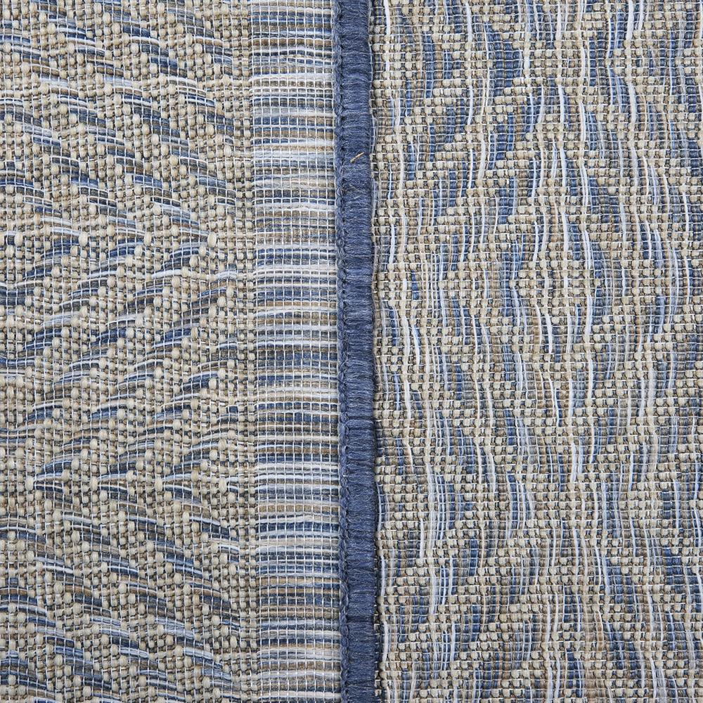 Alfombra polipropileno lisa kiara azul ref 19488616 - Alfombras de polipropileno ...
