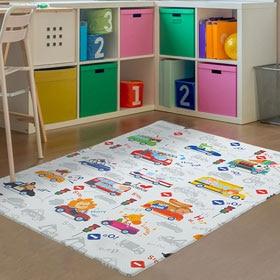 Alfombras infantiles leroy merlin - Leroy merlin alfombra infantil ...