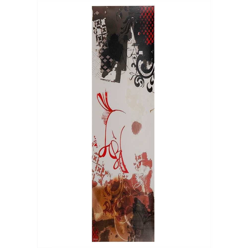 Alfombra infantil graffiti black red ref 15206324 leroy merlin - Graffiti leroy merlin behang ...