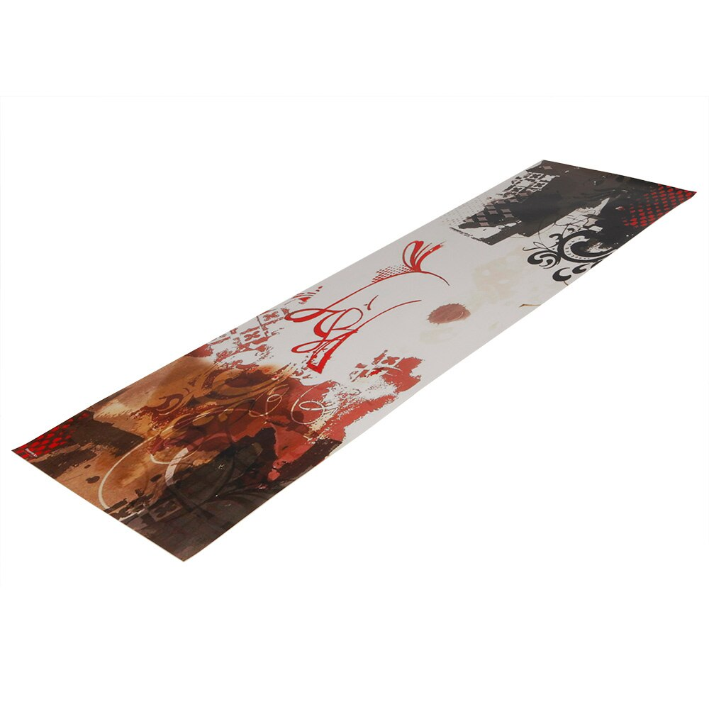 Graffiti black red leroy merlin - Graffiti leroy merlin behang ...