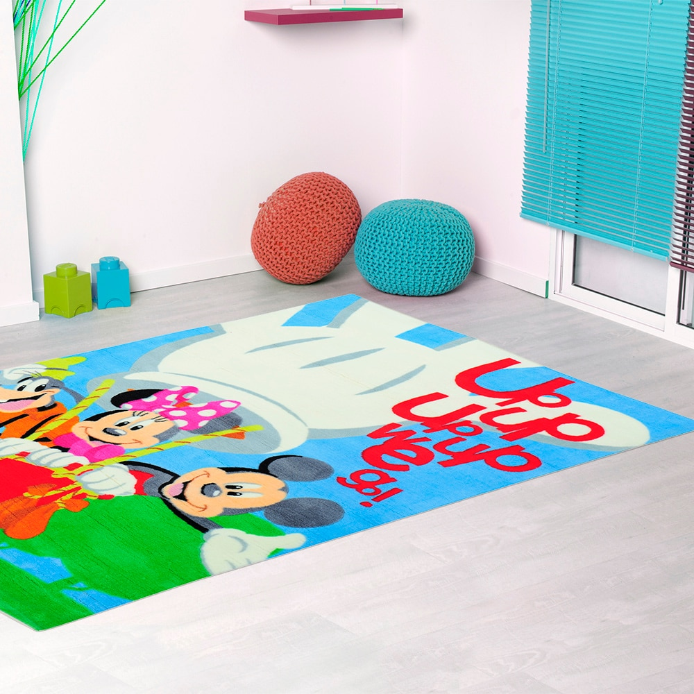 Alfombra infantil wonderland globe ref 13852461 leroy - Alfombras infantiles leroy merlin ...