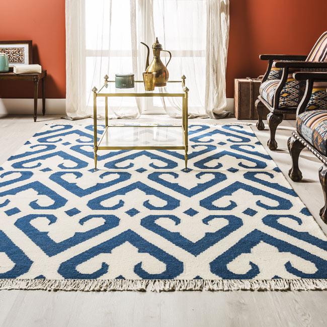 Decora tu casa con alfombras y cojines kilim comunidad - Cojines leroy merlin 2017 ...