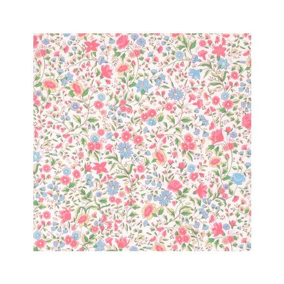 Papel pintado flores ref 14754600 leroy merlin for Papel pintado fucsia