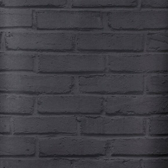 Papel pintado inspire ladrillo ref 16759484 leroy merlin - Papel pintado negro ...