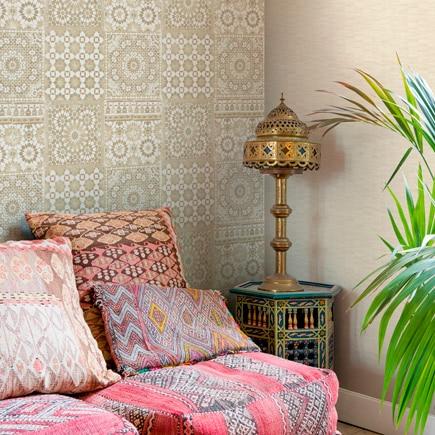 Papel pintado azulejos vintage ref 19388481 leroy merlin - Azulejos leroy merlin ...