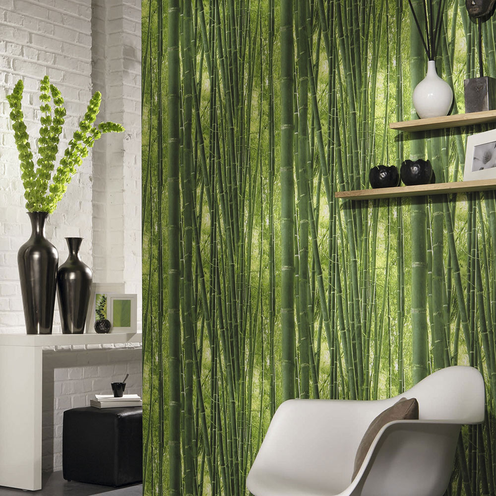 Bambu verde leroy merlin for Decor 1 32