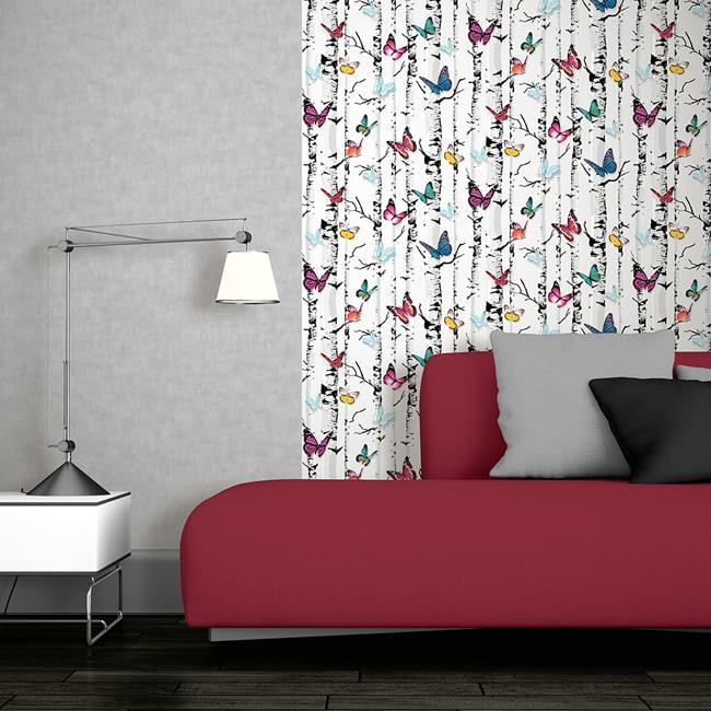 Papel pintado butterflies ref 17423266 leroy merlin - Papel pintado para paredes leroy merlin ...