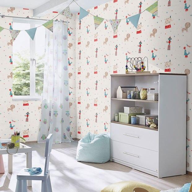 Papel pintado leroy merlin - Papel pintado habitacion bebe ...