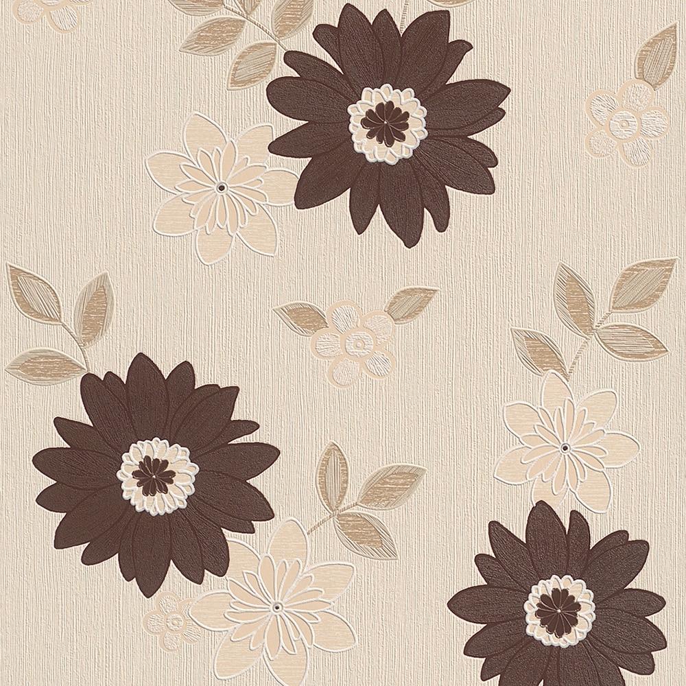 papel pintado floral plaisir 7883 ref 17363325 leroy merlin. Black Bedroom Furniture Sets. Home Design Ideas