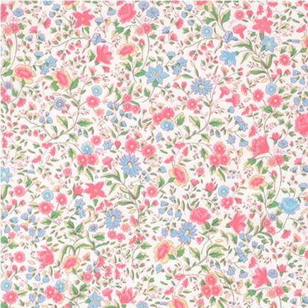 Papel pintado flores ref 14754600 leroy merlin - Leroy merlin papel pintado infantil ...