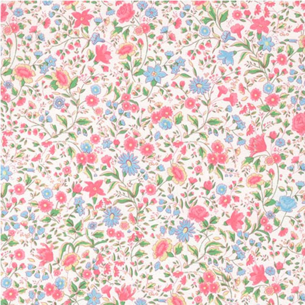 Papel pintado flores ref 14754600 leroy merlin for De papel pintado