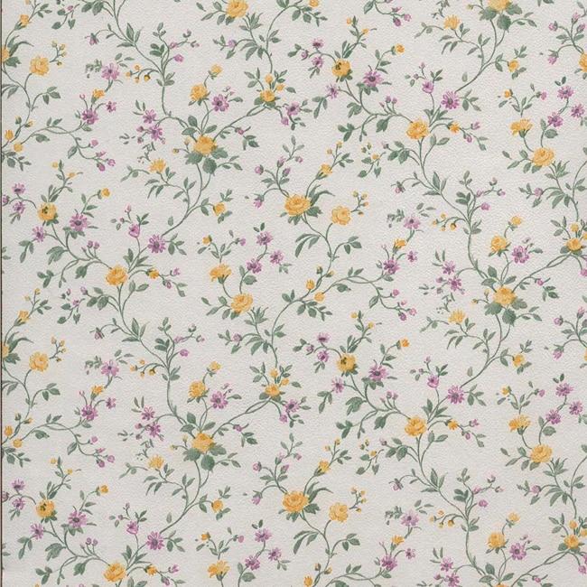 Papel pintado flores ii ref 14754621 leroy merlin - Papel para pared leroy merlin ...
