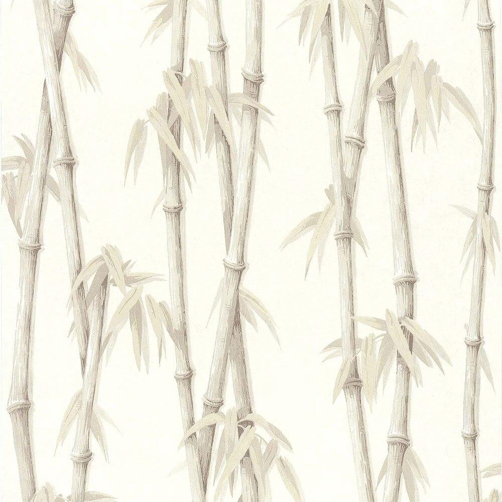 Papel pintado fresh kitchen bambu ref 18037173 leroy merlin - Papel pintado para banos leroy merlin ...