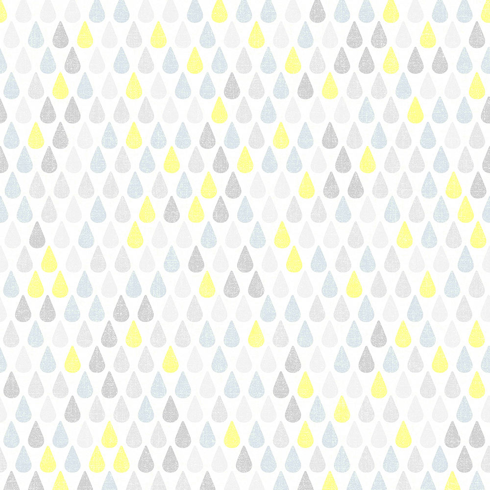 Papel pintado gotas colores ref 17854032 leroy merlin for Papel leroy merlin