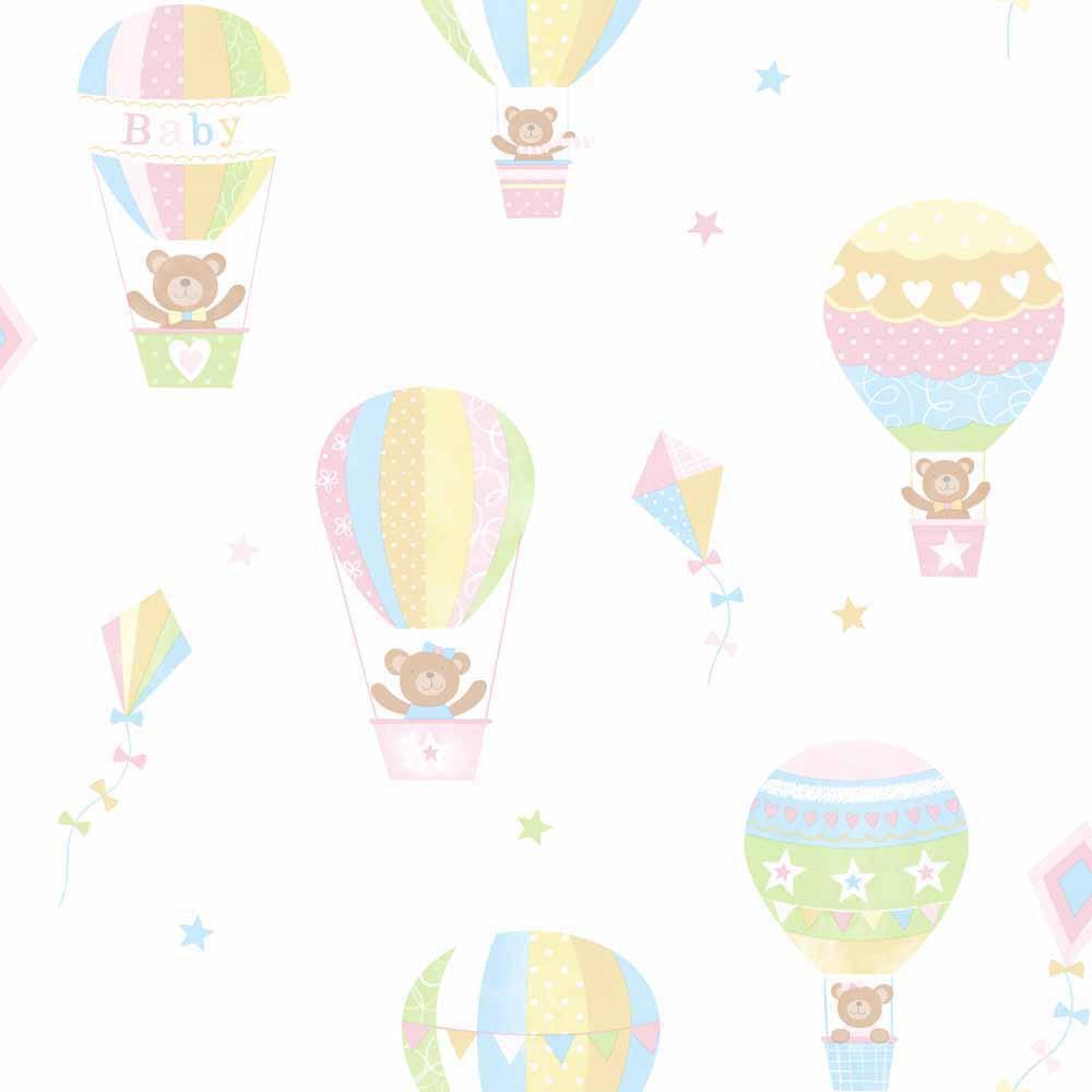 Papel pintado infantil tiny tots aire ref 17280746 for Papel decomural infantil