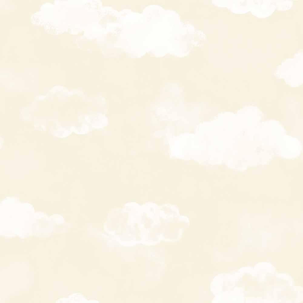 Papel pintado infantil tiny tots nubes ref 17281082 - Leroy merlin papel pintado infantil ...