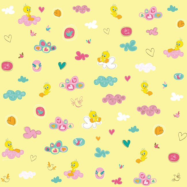 Papel pintado infantil wonderland 955 ref 17109946 - Papel pintado infantil leroy merlin ...