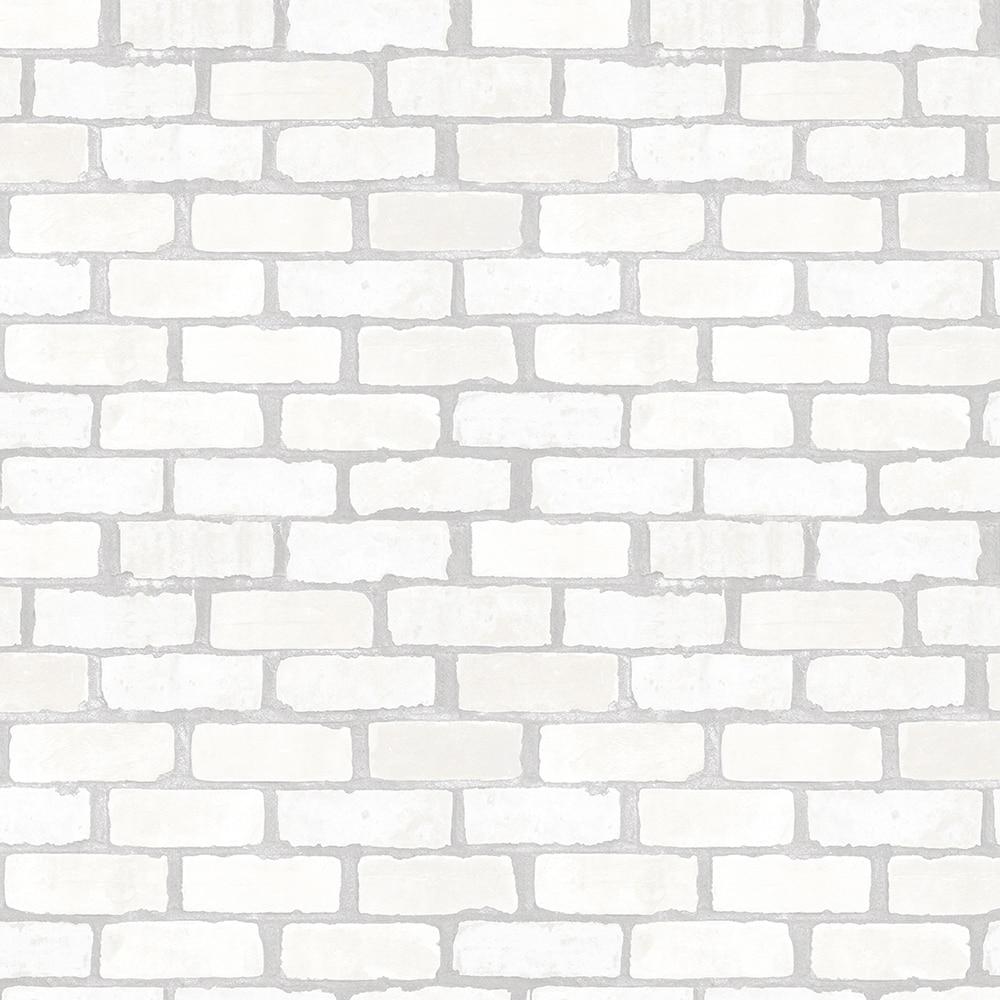 Papel pintado inspire ladrillos ref 17433241 leroy merlin - Revestimiento de paredes leroy merlin ...