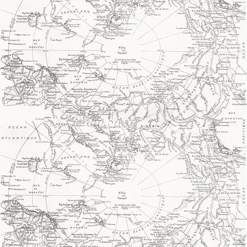 Papel pintado mapa scout ref 17453674 leroy merlin - Papel vinilico leroy merlin ...