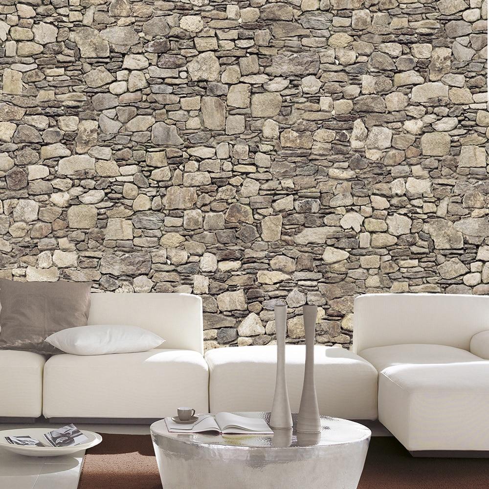 Mural de pared piedra ref 16836911 leroy merlin - Papel para pared leroy merlin ...