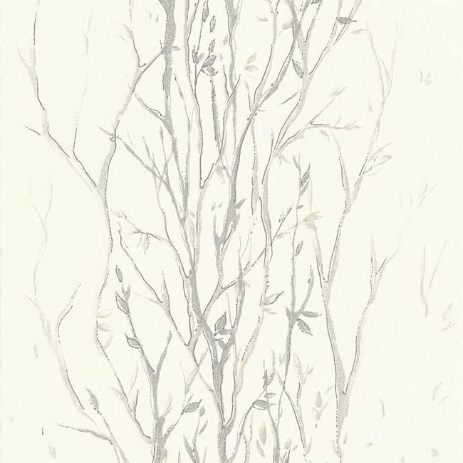 Papel pintado ramas ref 16759491 leroy merlin - Papel pintado decoracion ...
