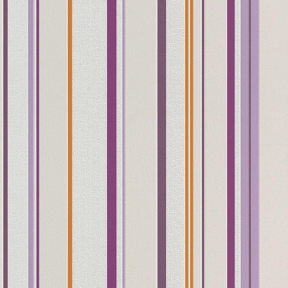 Papel pintado rayas asimetricas ref 16762746 leroy merlin - Papel pared rayas ...