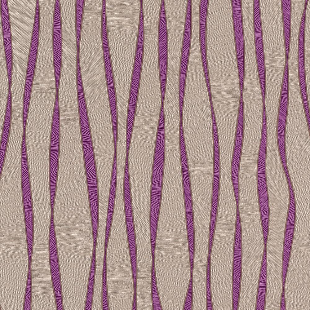 Papel pintado rayas plaisir 7882 ref 17363115 leroy merlin - Papel pintado de rayas leroy merlin ...