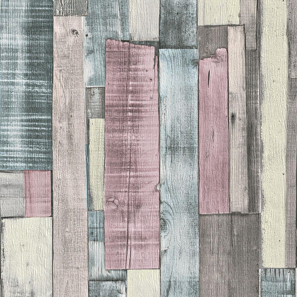 Papel pintado selecci n madera ref 18037362 leroy merlin for Papel imitacion madera