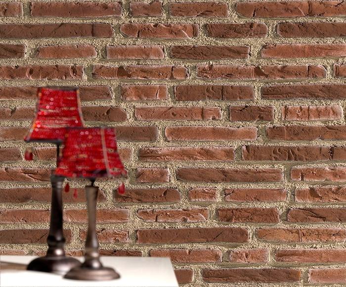 Panel de poliuretano con acabado ladrillo panespol - Paneles imitacion piedra bricodepot ...