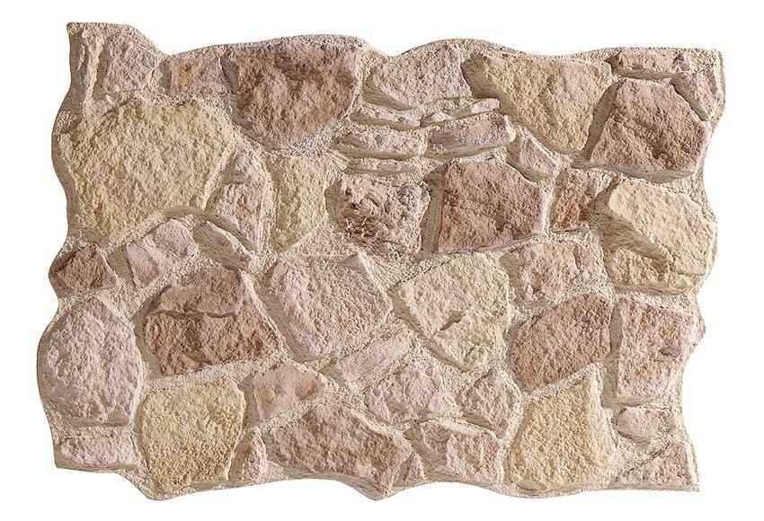 Panel de poliuretano con acabado piedra panespol piedra - Paneles imitacion ladrillo leroy merlin ...