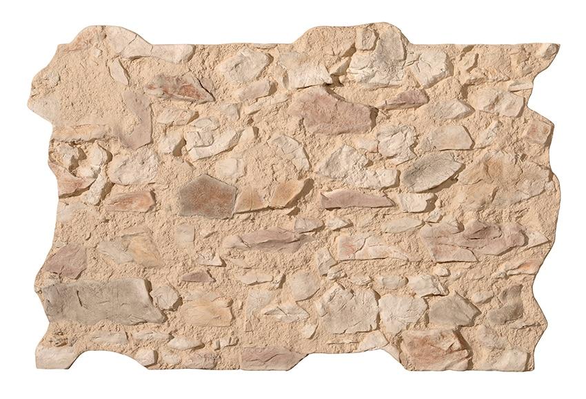 Panel de poliuretano con acabado piedra panespol piedra for Planchas de madera para paredes